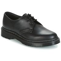 Sapatos Sapatos Dr Martens 1461 MONO Preto