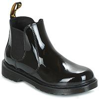 Sapatos Rapariga Sapatos Dr Martens BANZAI Preto