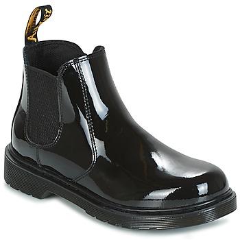 Sapatos Criança Botas baixas Dr Martens BANZAI Preto