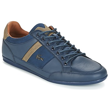Sapatos Homem Sapatilhas Lacoste CHAYMON 1 Marinho