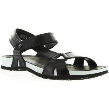 Sapatos Homem Sandálias Panama Jack FRODO BW C1 PULL-UP NEGRO Negro