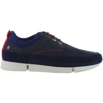 Sapatos Homem Sapatilhas Panama Jack ATHOM C3 Azul