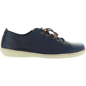 Sapatos Homem Sapatos & Richelieu Panama Jack IRELAND C7 NAPA MARINO Azul
