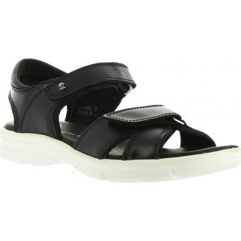 Sapatos Homem Sandálias Panama Jack SANDERS BW C1 PULL-UP NEGRO Negro
