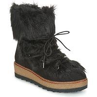 Sapatos Mulher Botas de neve Tamaris LAURIA Preto