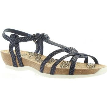 Sapatos Mulher Sandálias Panama Jack DORI RUN B2 Azul