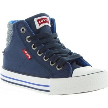 Sapatos Criança Sapatilhas Levi's VNEW0001T NEW YORK Azul