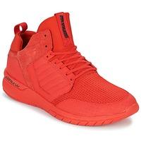 Sapatos Homem Sapatilhas Supra METHOD Vermelho