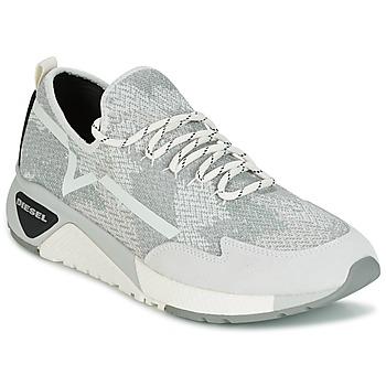Sapatos Homem Sapatilhas Diesel S-KBY Cinza