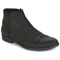 Sapatos Homem Botas baixas Diesel D-KRID MID Preto