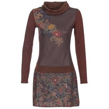 Textil Mulher Vestidos curtos Smash NANCY Castanho