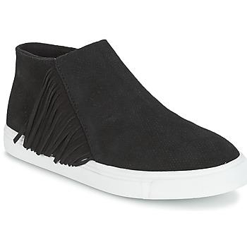 Sapatos Mulher Botas baixas Minnetonka GWEN BOOTIE Preto