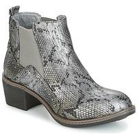 Sapatos Mulher Botins LPB Shoes CAROLE Cinza