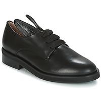 Sapatos Mulher Sapatos Minna Parikka BUNNY LACE UP Preto
