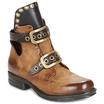 Sapatos Mulher Botas baixas Airstep / A.S.98 SAINT EC BOOT Camel