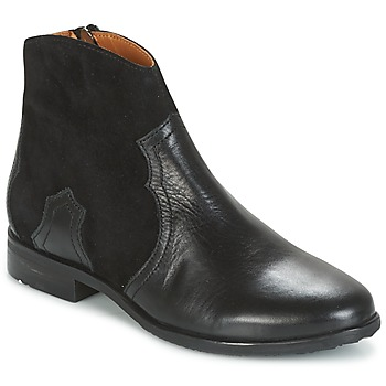 Sapatos Rapariga Botas baixas Adolie ODEON WEST Preto