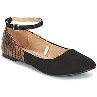 Sapatos Mulher Sabrinas Moony Mood GLIMY Preto