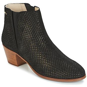Sapatos Mulher Botins M. Moustache JEANNE.M Preto