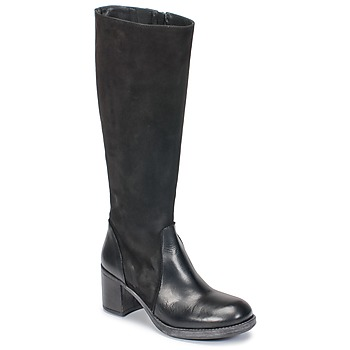 Sapatos Mulher Botas Lola Espeleta NAGARI Preto