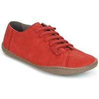 Sapatos Mulher Sapatos Camper PEU CAMI Vermelho