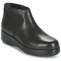 Sapatos Mulher Botas baixas Camper DESSA Preto