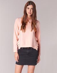 Textil Mulher Sweats Moony Mood GEROSE Rosa