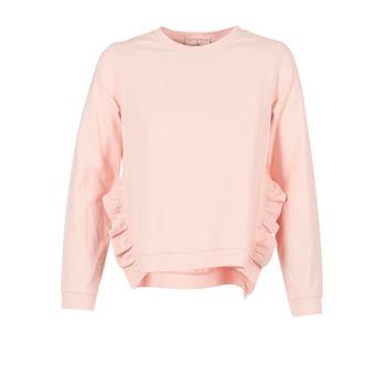 Textil Mulher Sweats Moony Mood  Rosa