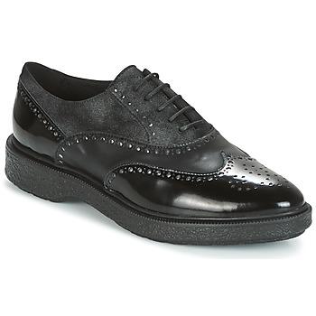 Sapatos Mulher Sapatos Geox D PRESTYN Preto