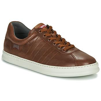 Sapatos Homem Sapatilhas Camper RUNNER 4 Castanho