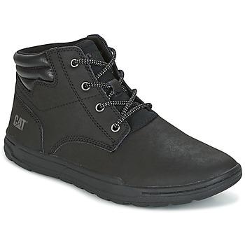 Sapatos Homem Sapatilhas de cano-alto Caterpillar CREEDENCE Preto