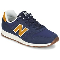 Sapatos Sapatilhas New Balance ML373 Azul / Amarelo