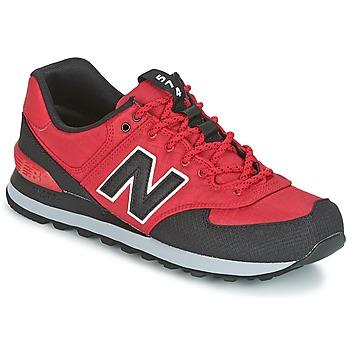 Sapatos Homem Sapatilhas New Balance ML574 Vermelho