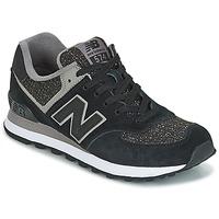 Sapatos Mulher Sapatilhas New Balance WL574 Preto