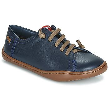 Sapatos Rapaz Sapatos Camper PEU CAMI Azul