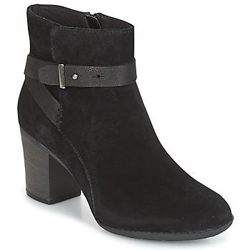 Sapatos Mulher Sapatos Clarks ENFIELD SARI Preto