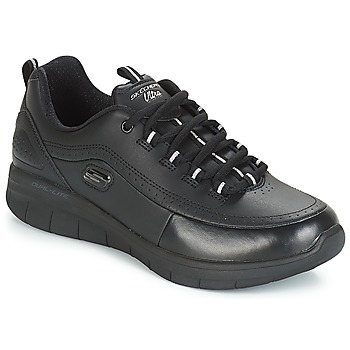 Sapatos Mulher Fitness / Training  Skechers SYNERGY 2.0 Women sport Preto