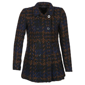 Textil Mulher Casacos Desigual GERDA Multicolor