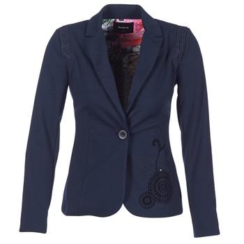 Textil Mulher Casacos/Blazers Desigual GROFA Marinho