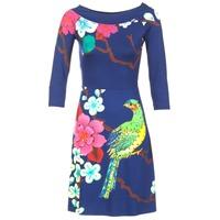 Textil Mulher Vestidos curtos Desigual MARTA Azul