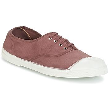 Sapatos Mulher Sapatilhas Bensimon TENNIS LACET Ameixa