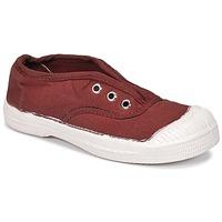 Sapatos Criança Sapatilhas Bensimon TENNIS ELLY Vermelho
