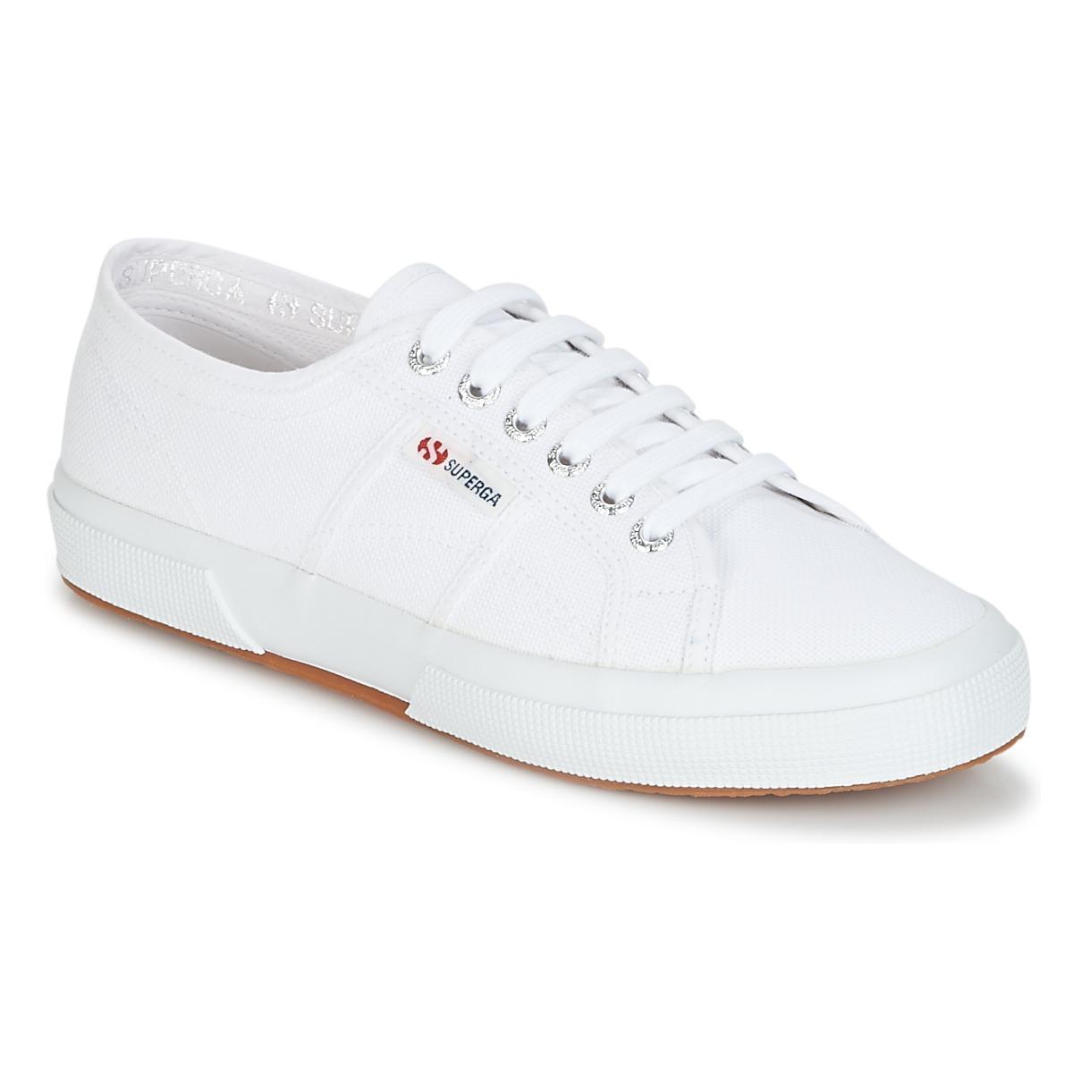 Superga 2750 CLASSIC Branco