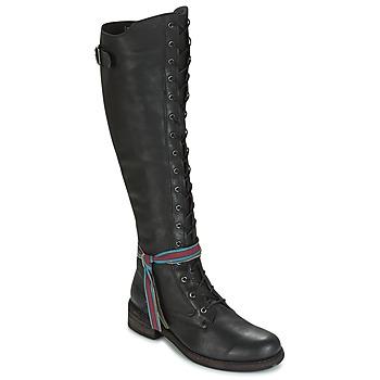 Sapatos Mulher Botas altas Felmini HARDY Preto