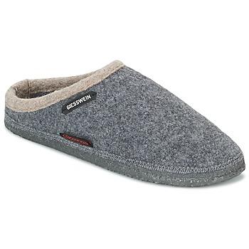 Sapatos Mulher Chinelos Giesswein DANNHEIM Cinza