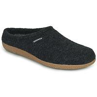 Sapatos Homem Chinelos Giesswein VEITSCH Antracite