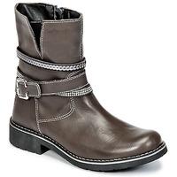 Sapatos Rapariga Botas baixas Citrouille et Compagnie HASU Cinza