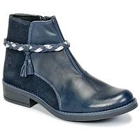 Sapatos Rapariga Botas baixas Citrouille et Compagnie HOCEA Azul