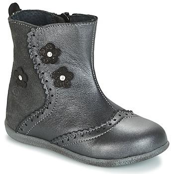 Sapatos Rapariga Botas baixas Citrouille et Compagnie HOPETTE Cinza