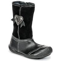 Sapatos Rapariga Botas Citrouille et Compagnie HYDIL Preto