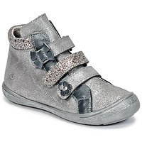 Sapatos Rapariga Botas baixas Citrouille et Compagnie FALIE Cinza